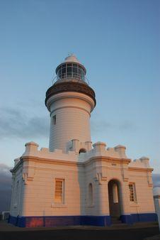 Free Byron Bay Lighthouse Stock Photo - 2126000