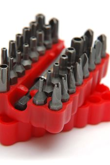 Free Screwdriver Set 1 Royalty Free Stock Photography - 2126627