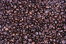 Free Coffee Bean Close Up Royalty Free Stock Photography - 2126807