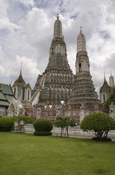 Free Wat Arun Stock Photo - 2128180