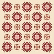 Free Decorative Wallpaper. Royalty Free Stock Photo - 2129525