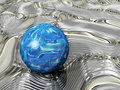 Free The Metal Ball Royalty Free Stock Images - 21201269