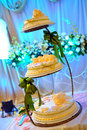 Free Wedding Cake Royalty Free Stock Photos - 21207028