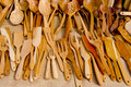Free Hand Graven Wooden Tools. Royalty Free Stock Photo - 21209605