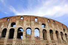 Free Roman Colosseum Royalty Free Stock Image - 21200086