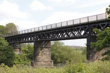 Free Carmyle Railway Viaduct - 1897 Stock Images - 21200294