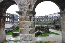 Free Pula, Croatia Stock Photo - 21200670