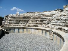 Free Roman Amphitheater Royalty Free Stock Photos - 21201068
