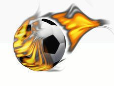 Free Soccer Ball Stock Photos - 21201353