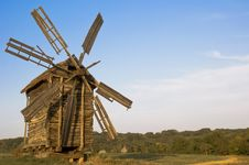 Free Old Mill Stock Image - 21203541
