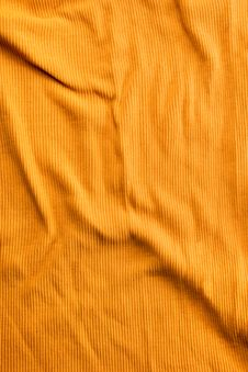 Free Orange Textile Background Stock Photos - 21204793