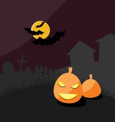 Free Halloween Background Stock Photos - 21204933