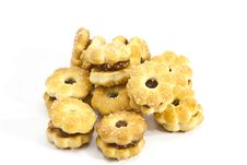 Free Biscuits Royalty Free Stock Image - 21205456