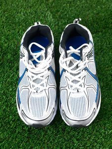 Free Runners Royalty Free Stock Image - 21208196