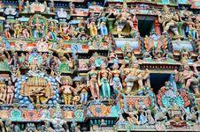 Free Hindu Temple Stock Photo - 21209830