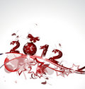 Free Merry Christmas And Happy New Year Stock Images - 21210204