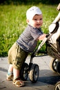 Free Little Boy Smiling Stock Photography - 21212052