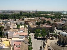 Free Seville-Spain Stock Image - 21210401