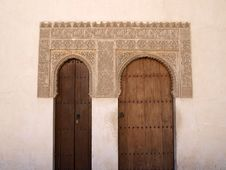 Free Alhambra-Spain Stock Images - 21210444