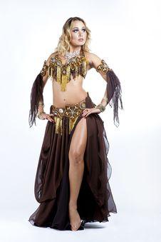 Free Folk Dancing Royalty Free Stock Images - 21210479