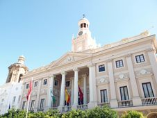 Free Cadiz-Spain Royalty Free Stock Image - 21210506