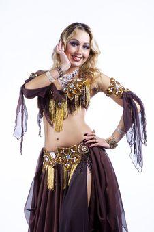 Free Folk Dancing Stock Photo - 21210510