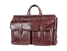 Free Brown Men S Hand Bag Royalty Free Stock Images - 21211859