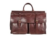 Free Brown Men S Hand Bag Stock Photo - 21211860