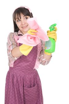 Free Housework Royalty Free Stock Images - 21212009
