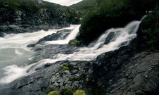 Free River In Norway Stock Photos - 21212303