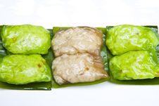 Free Thai Dessert. Royalty Free Stock Photography - 21212447