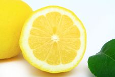 Free Lemon Stock Images - 21213444