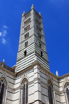Free Siena Cathedral Stock Photography - 21213612