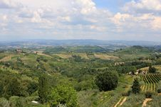 Free View Of Italy Royalty Free Stock Photos - 21213758