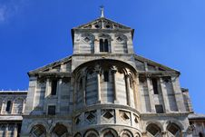 Free Pisa Cathedral Royalty Free Stock Photos - 21214508