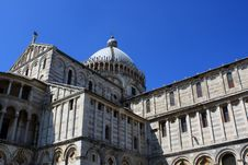 Free Pisa Cathedral Stock Photos - 21214703