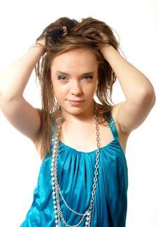 Free Fashion Woman Stock Photos - 21214833