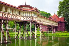 Free Sanamjan Palace Royalty Free Stock Photography - 21216777