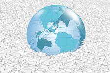 Free Globe. Stock Images - 21217034