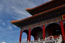 Free Lengnoeiyi Chinese Temple Stock Photography - 21218662