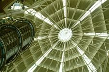 Free Interior Of The  Twin Towers Stock Images - 21218694