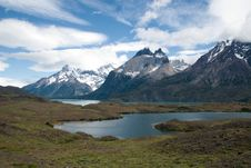 Free Chile Royalty Free Stock Image - 21218796