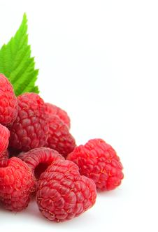 Free Sweet Raspberry Close Up Stock Photo - 21218820