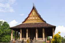 Free Horprakaew In Vientiane; Laos Royalty Free Stock Photos - 21219708
