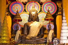 Free Buddha Image Royalty Free Stock Photography - 21219827