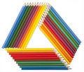 Free Triangular Frame Stock Image - 21221961