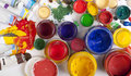 Free Tubes Of Paint Stock Photography - 21224412