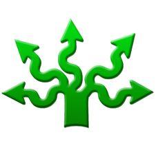 Free Tree Ideas Royalty Free Stock Photo - 21220625