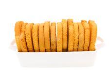 Free Bread Slice Royalty Free Stock Photo - 21221045
