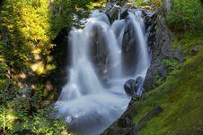 Free Paradise Falls Stock Images - 21221654
